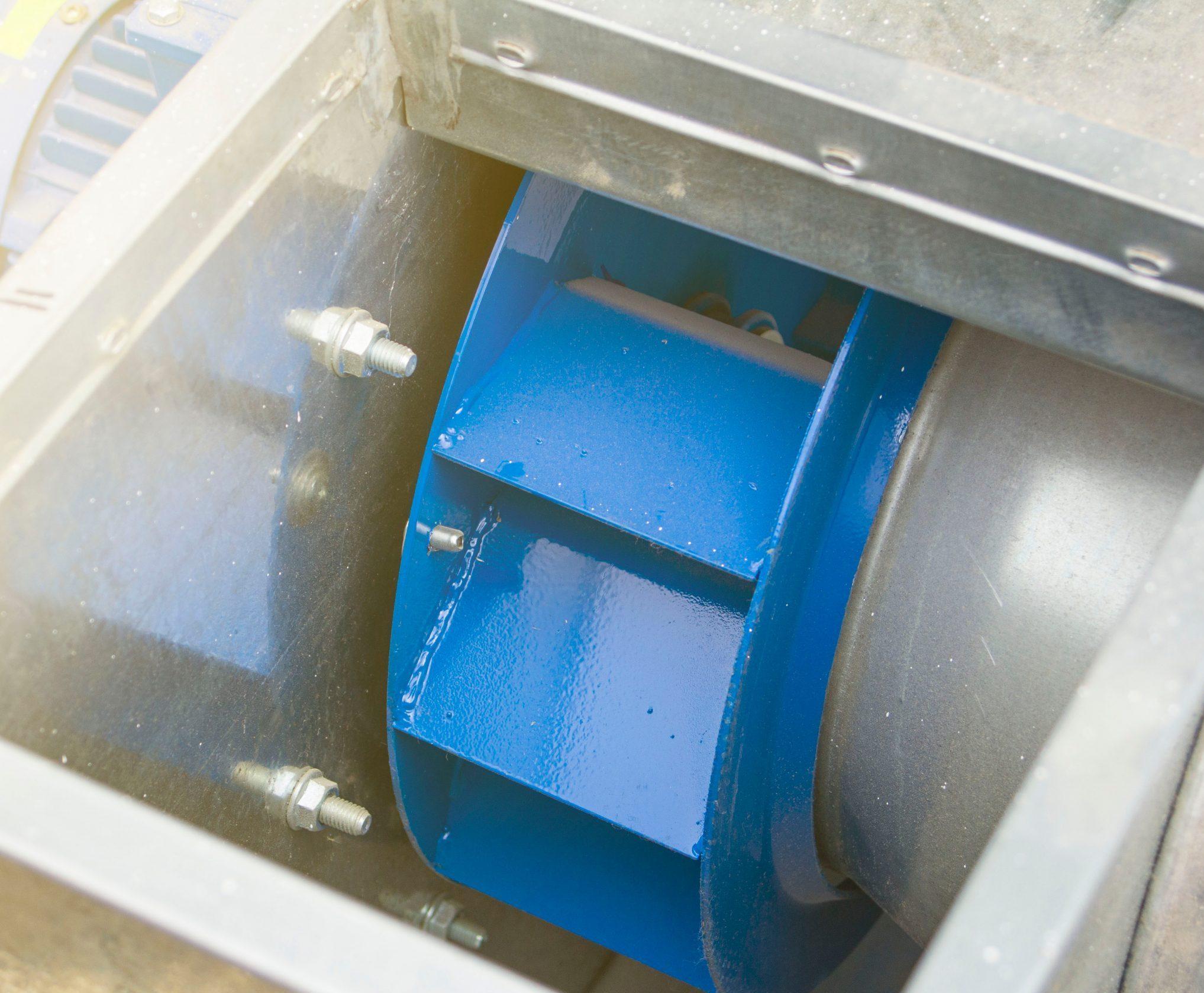 A ventilátorok dinamikus kiegyensúlyozása