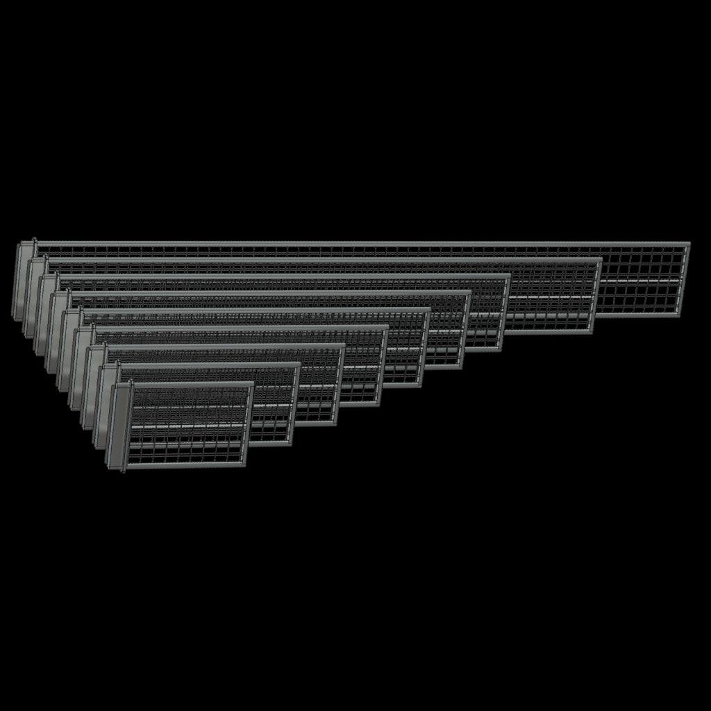 A legfontosabb szűrőkomponenseket szállítjuk