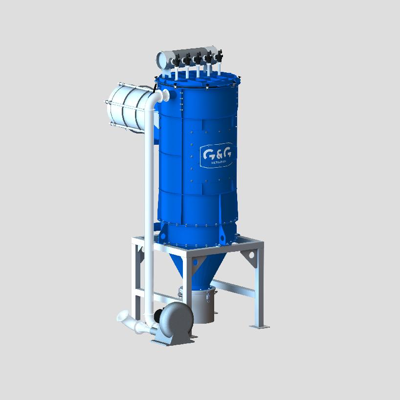 Központi porszívók G&G Vacuum JET