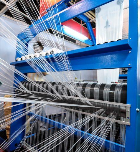 Textil porelszívás