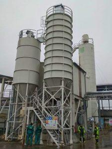 segmentové silo