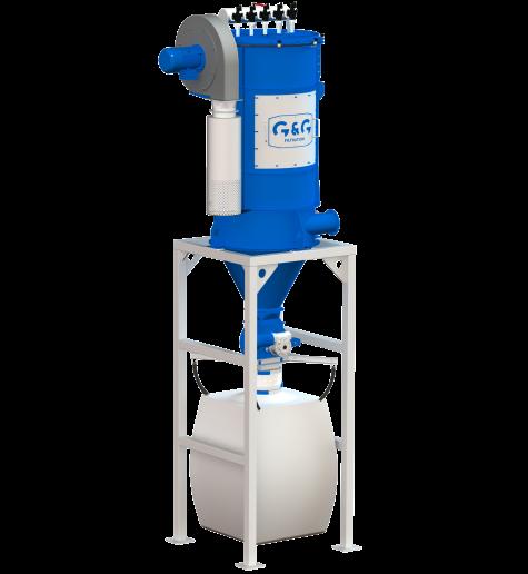 G&G Vacuum JET 900-20-12-BB